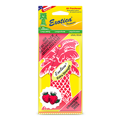 Palm Tree 1-Pack. Strawberry