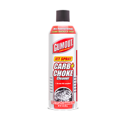 Carb+Choke Cleaner Jet Spray