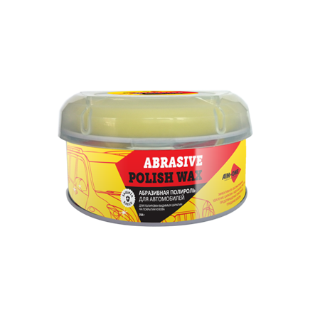 ABRASIVE Polish Wax